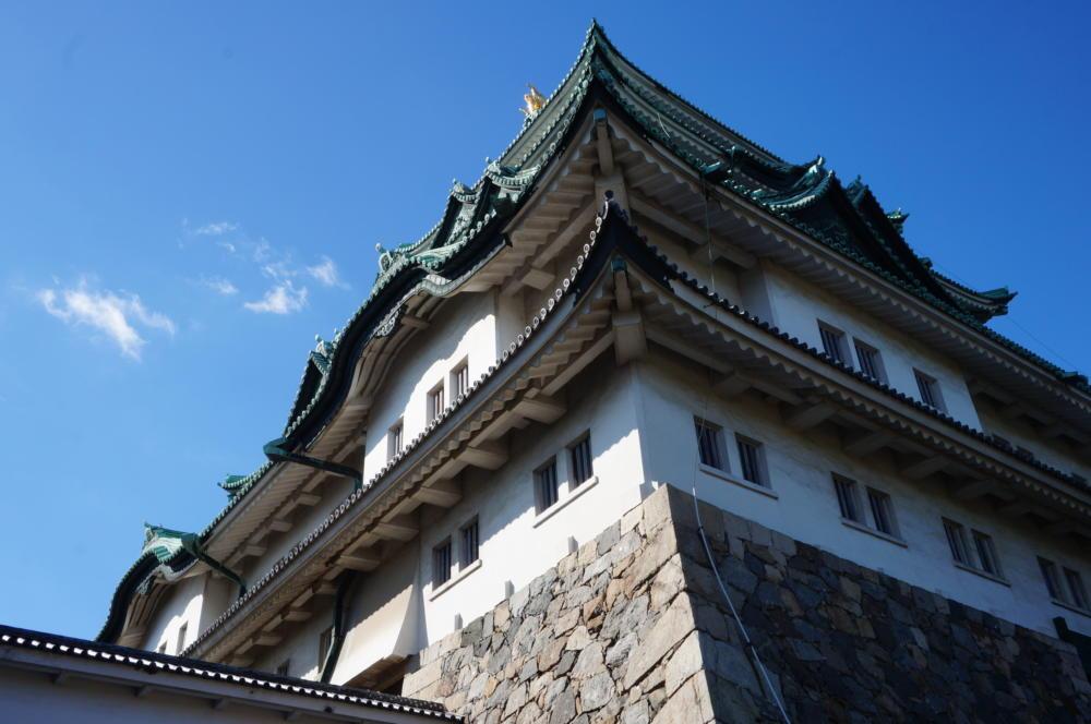 本日入場無料だった名古屋城へ行ってきました!!の画像|Ordinary Life